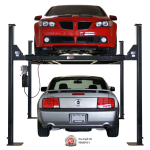 Hydraulic Four Post Automotive Lifts