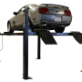 """The Pro Park 9 PLUS has a lifting height of 85"""" and is a great commercial grade lift."""