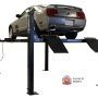 The Pro Park 9 is a powerful, commercial grade four post vehicle lift.